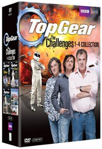 Top Gear – The Challenges 1-4 Collection [6 DVDs] [UK Import]