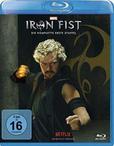 Marvel's Iron Fist – Die komplette 1. Staffel [Blu-ray]