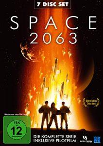 Space 2063 – Komplette Serie + Pilotfilm [7 DVDs]