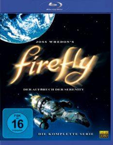 Firefly – Der Aufbruch der Serenity: Die komplette Serie [Blu-ray]