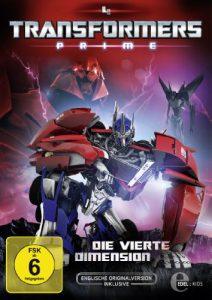 Transformers Prime, Folge 4 – Die vierte Dimension
