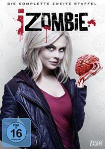 iZombie – Die komplette zweite Staffel [4 DVDs]
