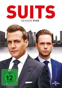 Suits – Season 5 [4 DVDs]