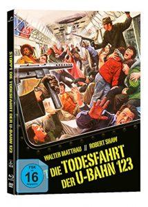 Stoppt die Todesfahrt der U-Bahn 1-2-3 – Mediabook (+ DVD) [Blu-ray]
