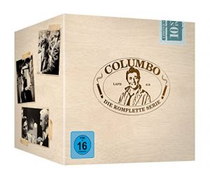 Columbo – Die komplette Serie (35 Discs)