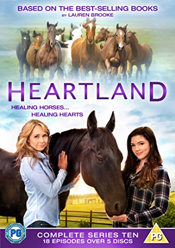 Heartland - The Complete Tenth Season [5 DVDs] [UK Import]
