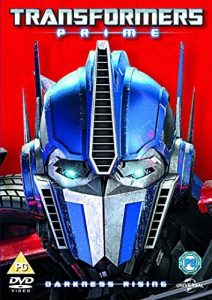 Transformers – Prime: Season One – Darkness Rising [DVD]