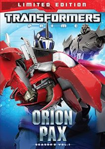 Transformers Prime Season 2 Volume 1: Orion Pax – Limited Edition [DVD] [UK Import]