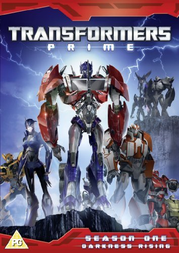 Transformers Prime - Season 1 Part 1 (Darkness Rising) [DVD]