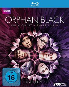 Orphan Black – Staffel vier [Blu-ray]