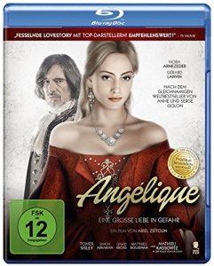 Angélique – Eine große Liebe in Gefahr (Prädikat: Besonders wertvoll) [Blu-ray]