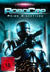 RoboCop Prime Directives – The Full Saga [4 Movies auf 2 DVDs]
