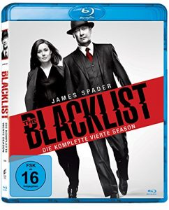 The Blacklist – Season 4 [Blu-ray]