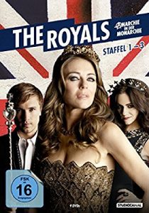 The Royals – Staffel 1-3 [9 DVDs]
