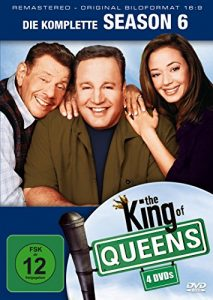 The King of Queens – Season 6 [4 DVDs]