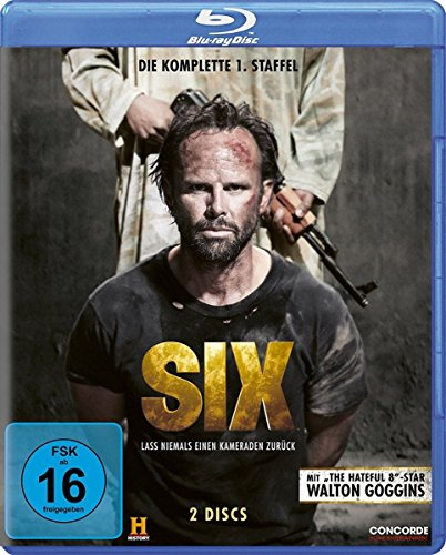 Six - Die komplette 1. Staffel [Blu-ray]