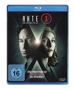 Akte X – Die neuen Fälle [Blu-ray]