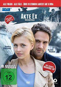 Akte Ex – Gesamtbox alle Folgen (1-24) [6 DVDs]