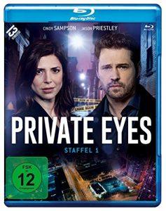 Private Eyes – Staffel 1 (Blu-ray)
