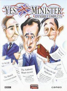 Yes, Prime Minister – La Serie Completa (1986,1987)(Import) (Keine Deutsche Sprache)