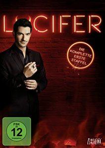 Lucifer – Die komplette erste Staffel [3 DVDs]