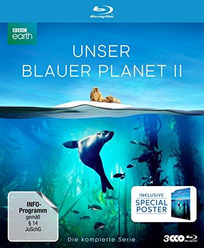 UNSER BLAUER PLANET II - Die komplette ungeschnittene Serie zur ARD-Reihe