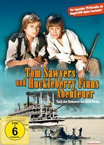Tom Sawyers und Huckleberry Finns Abenteuer (2 DVDs) – Die legendären TV-Vierteiler