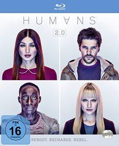 Humans – Die komplette Staffel 2 [Blu-ray]