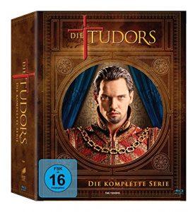 Die Tudors – Die komplette Serie [Blu-ray] [Limited Edition]