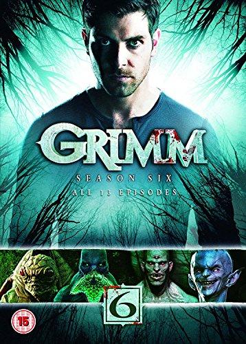 Grimm - Season 6 (UK-Import)