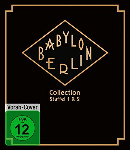 Babylon Berlin - Collection Staffel 1 & 2 [Blu-ray]