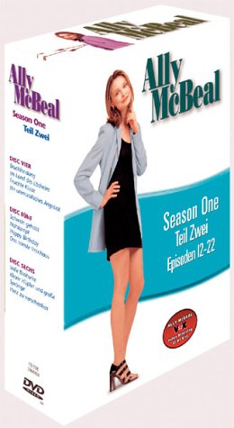 Ally McBeal: Season 1.2 Collection [3 DVDs]