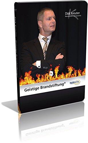 Geistige Brandstiftung - Verkaufen im Grenzbereich [DVD]