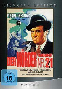 Der Mörder wohnt in Nr. 21 – Filmclub Edition 48 [Limited Edition]