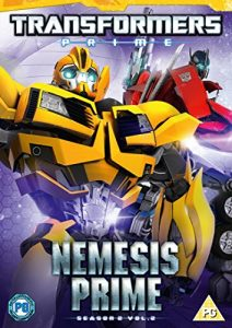 Transformers Prime – Series 2 Volume 2 -Nemesis Prime [UK Import]