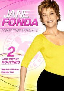 Jane Fonda – Prime Time Walk Out [DVD] (E)