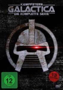 Kampfstern Galactica – Die komplette Serie [13 DVDs]
