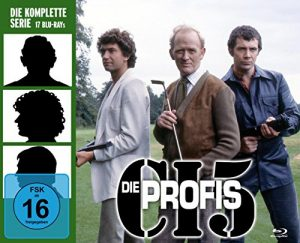 Die Profis – Die komplette Serie – HD-Remastered [Blu-ray]