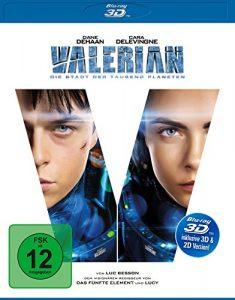 Valerian – Die Stadt der tausend Planeten [3D Blu-ray]