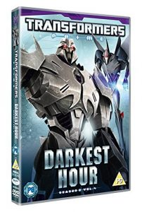 Transformers – Prime: Season Two – Darkest Hour [DVD]