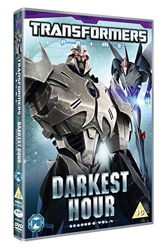 Transformers - Prime: Season Two - Darkest Hour [DVD]