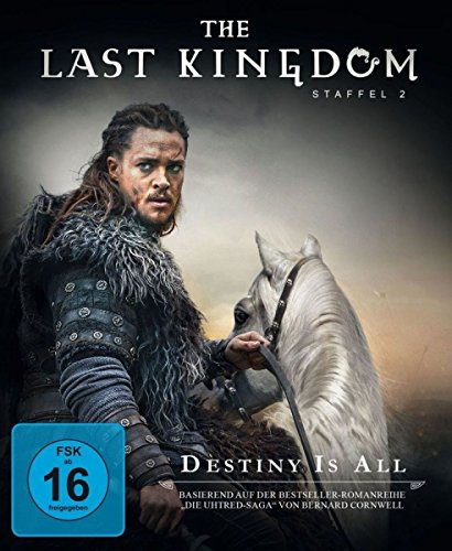 The Last Kingdom - Staffel 2  (Softbox) [Blu-ray]