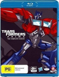 Transformers Prime (Complete Series) – 9-Disc Box Set ( ) [ Australische Import ] (Blu-Ray)