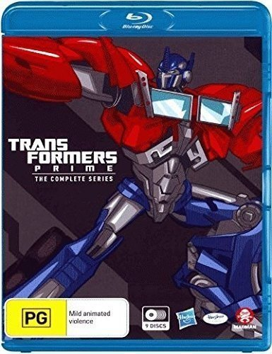Transformers Prime (Complete Series) - 9-Disc Box Set ( ) [ Australische Import ] (Blu-Ray)