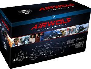 Airwolf – Die komplette Serie [Blu-ray]