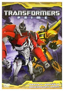 Transformers Prime Season 1 Part 2 [DVD]