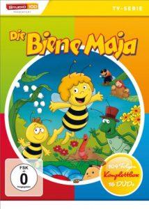 Die Biene Maja – Komplettbox [16 DVDs]