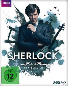 Sherlock – Staffel 4 – Limited Blu-ray-Steelbook-Edition