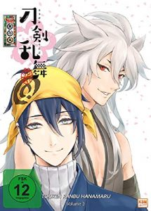 Touken Ranbu Hanamaru – Volume 3