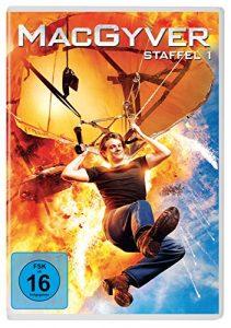 MacGyver – Staffel 1 [5 DVDs]